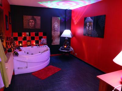 Bar à Champagne Lolita - Nos chambres