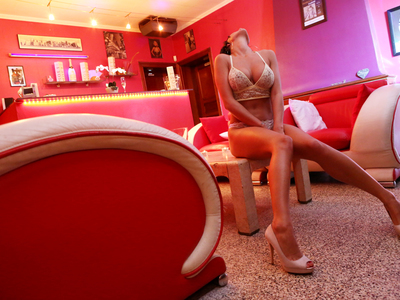 Bar à Champagne Lolita - Hôtesses